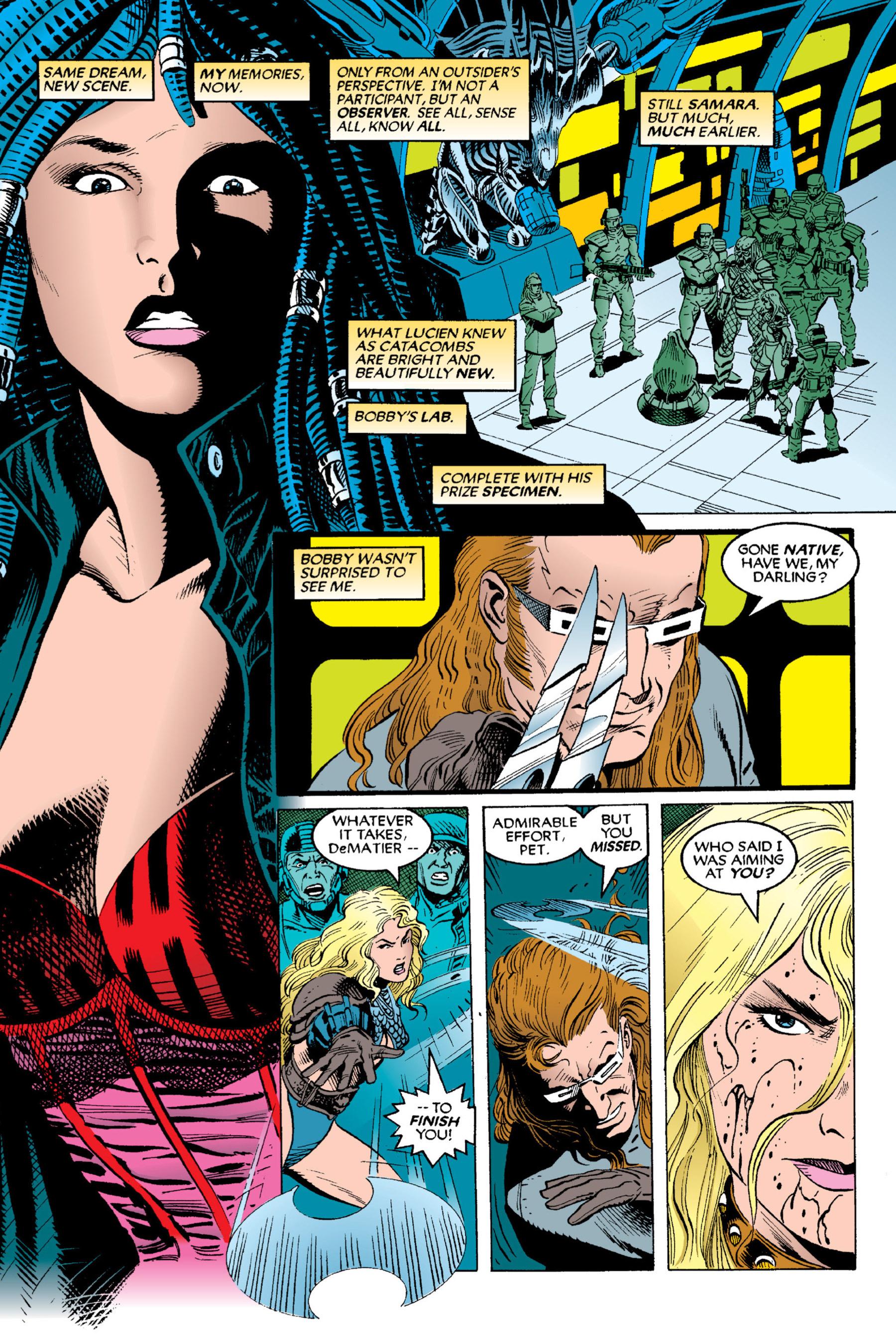 Read online Aliens vs. Predator Omnibus comic -  Issue # _TPB 2 Part 3 - 67