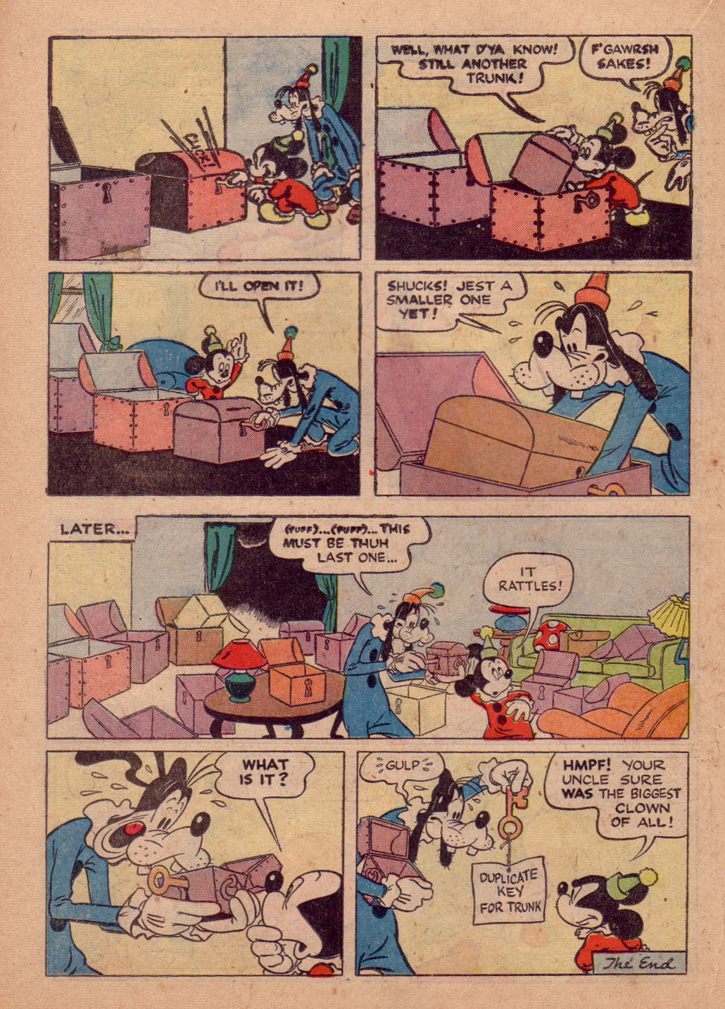 Four Color Comics issue 261 - Page 30