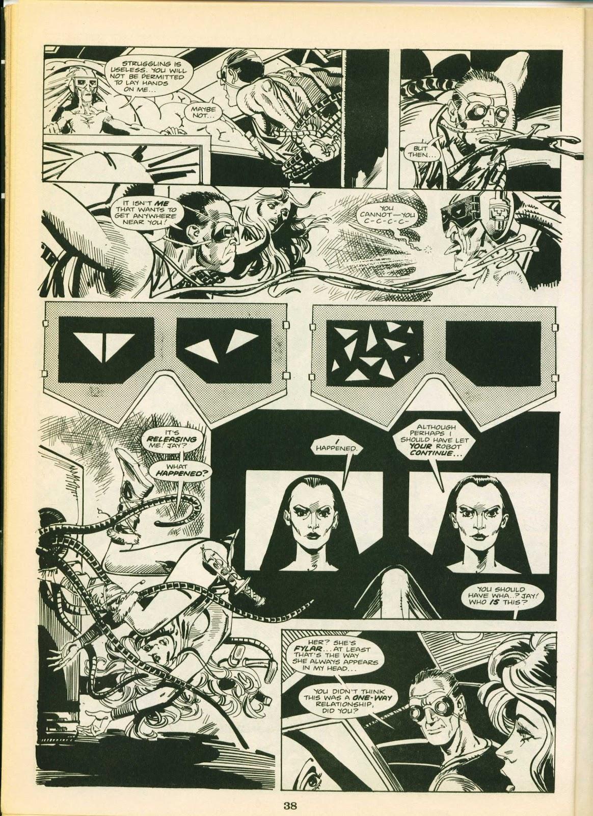 Warrior Issue #17 #18 - English 38