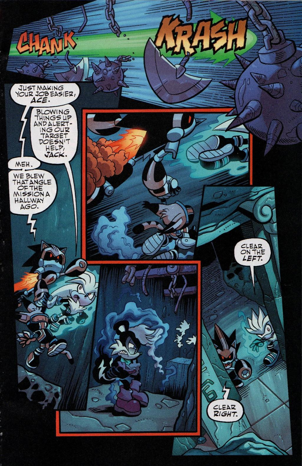 Read online Sonic Universe comic -  Issue #41 - 21