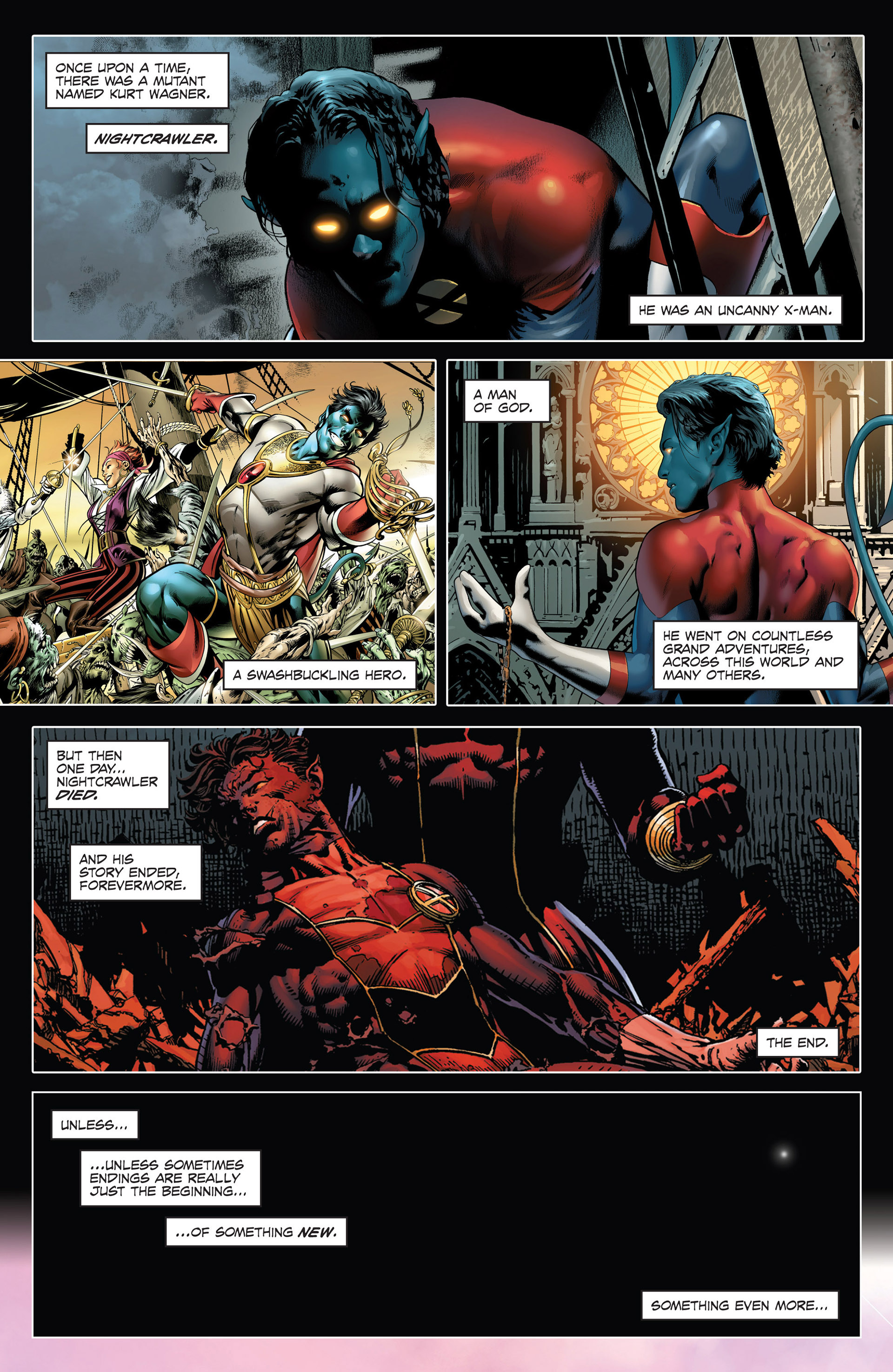 Read online Amazing X-Men (2014) comic -  Issue #1 - 3
