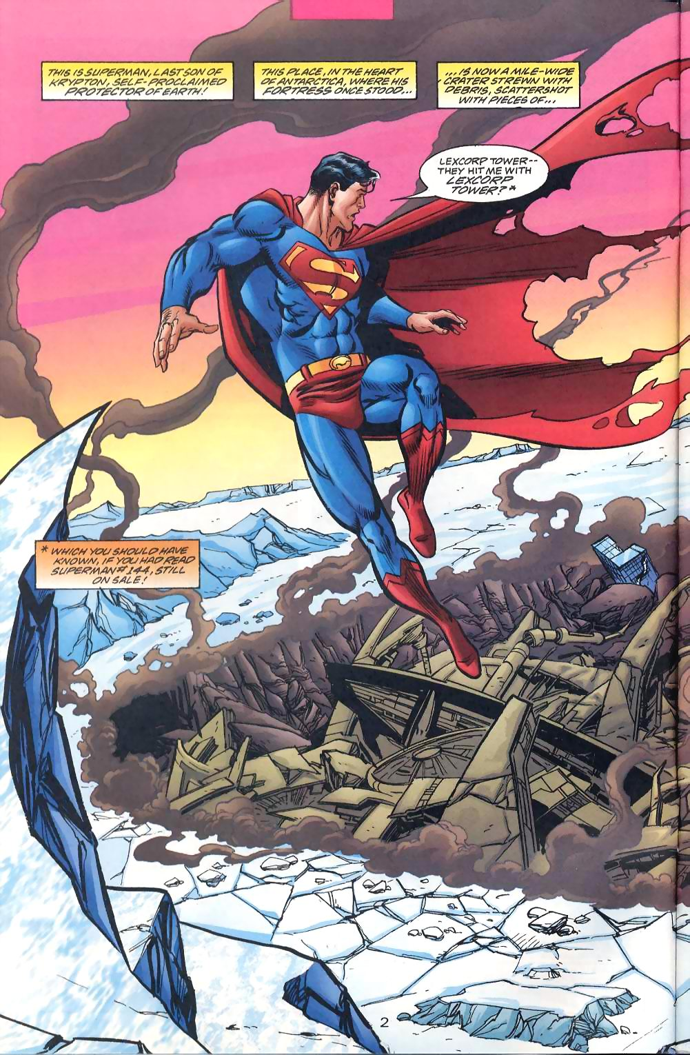 Read online Adventures of Superman (1987) comic -  Issue #567 - 4
