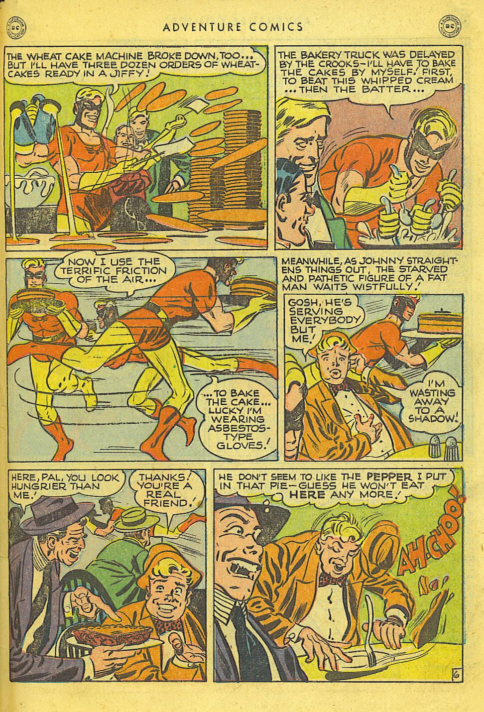 Read online Adventure Comics (1938) comic -  Issue #127 - 40