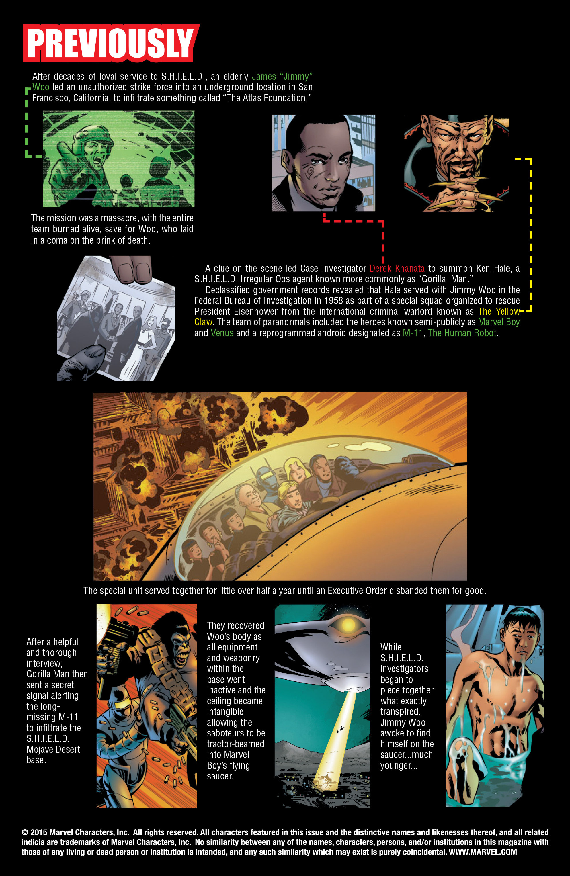 Agents Of Atlas (2006) 2 Page 2