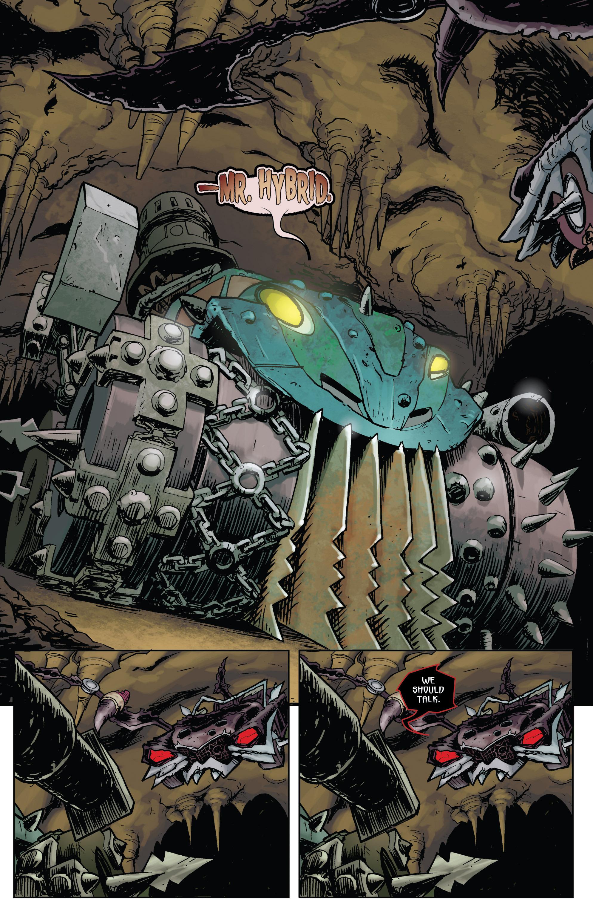 Read online Monster Motors comic -  Issue # Full - 42