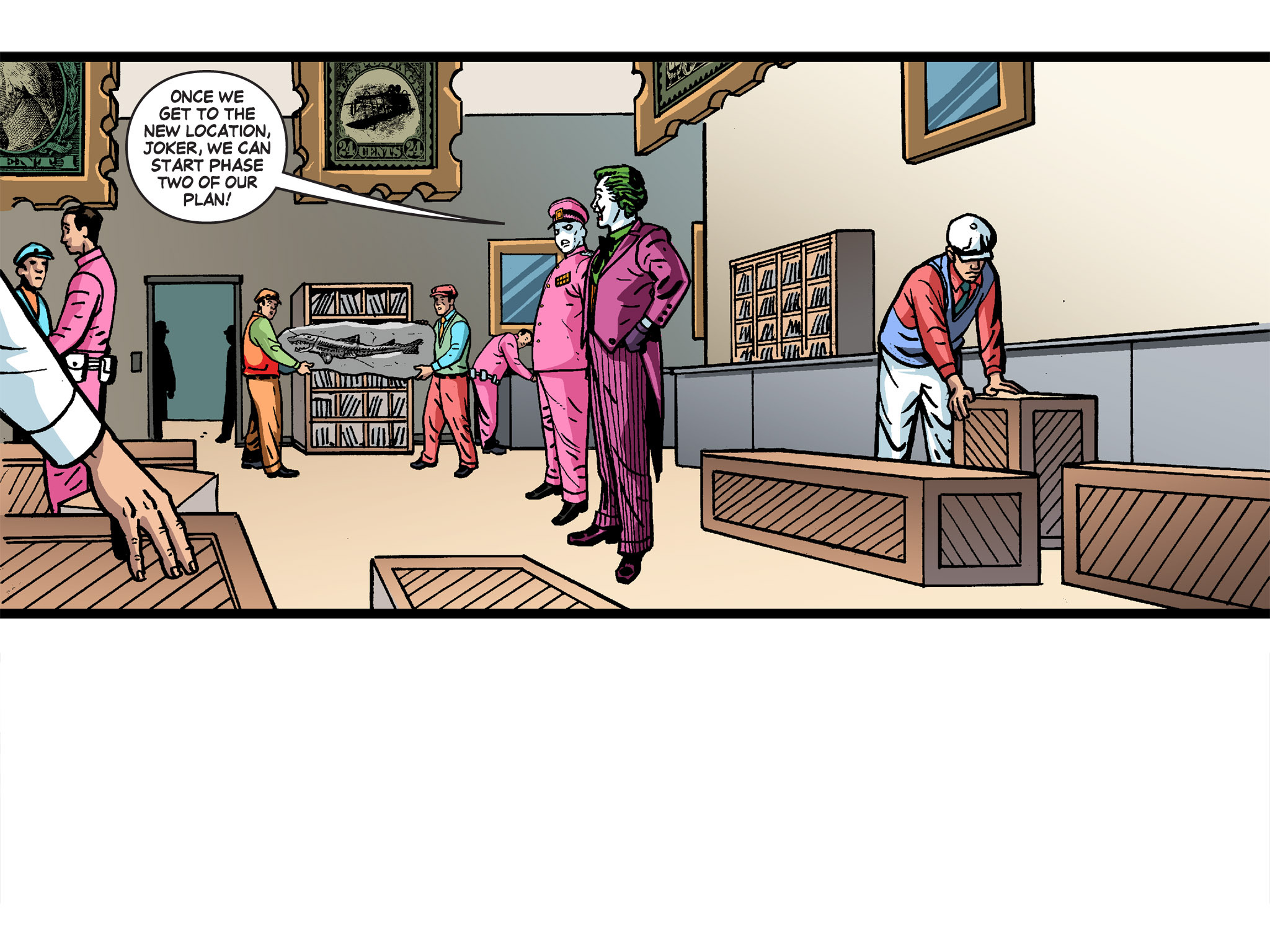 Read online Batman '66 Meets the Green Hornet [II] comic -  Issue #4 - 87