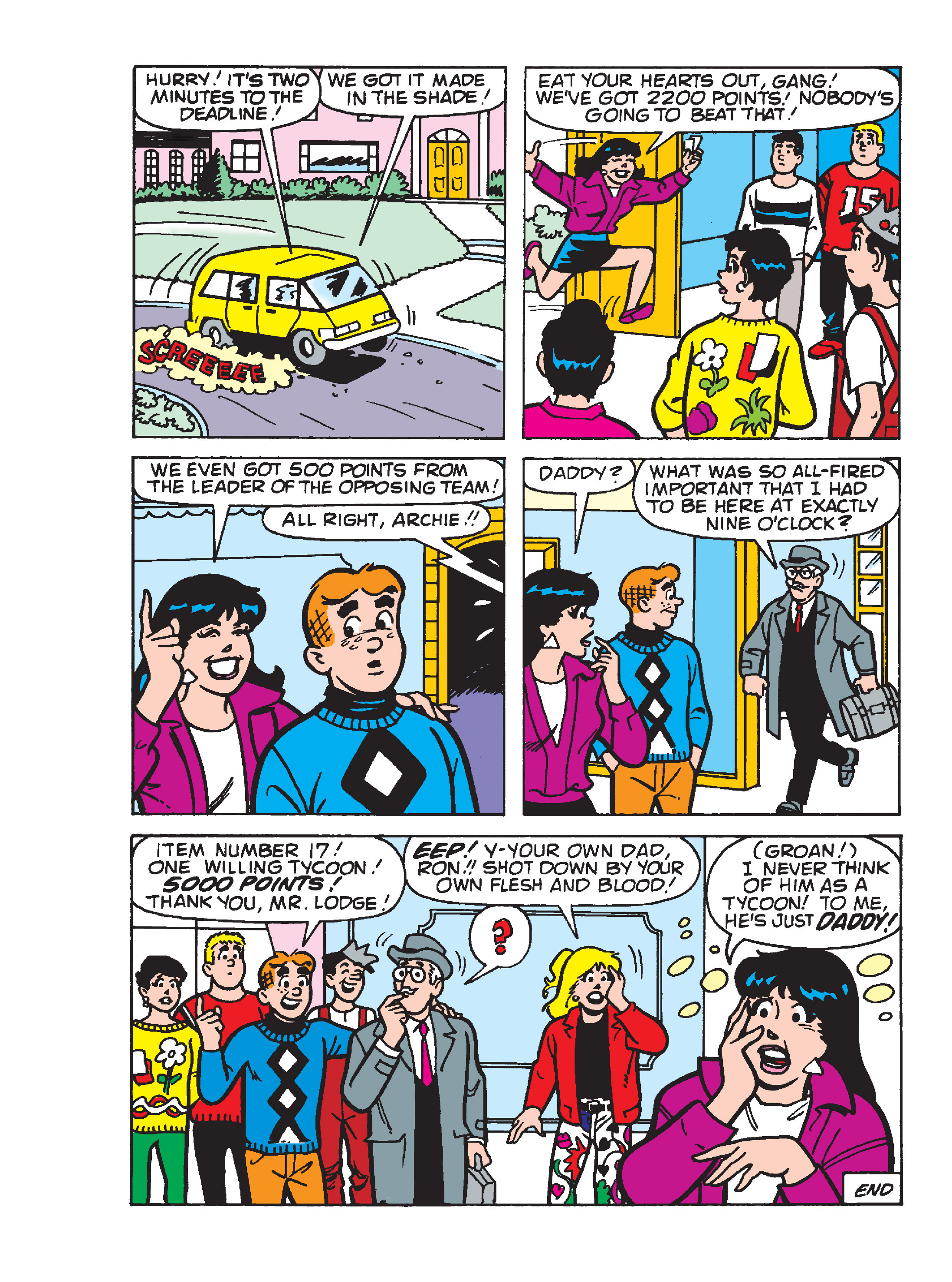 Read online Archie 1000 Page Comics Blowout! comic -  Issue # TPB (Part 4) - 210