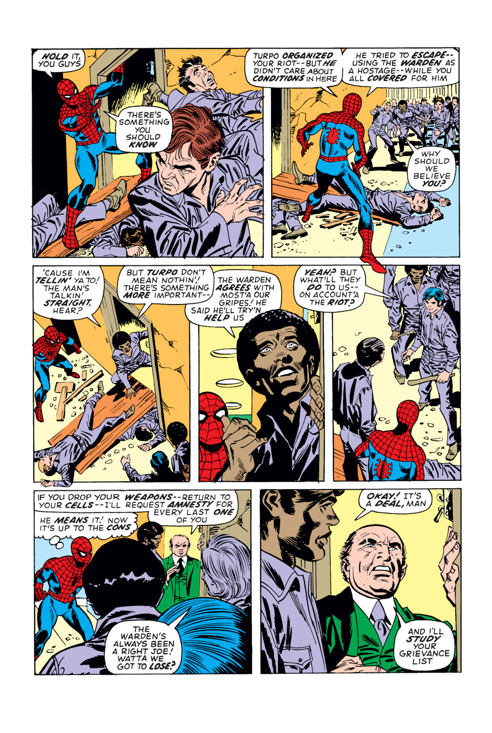 The Amazing Spider-Man (1963) 99 Page 11