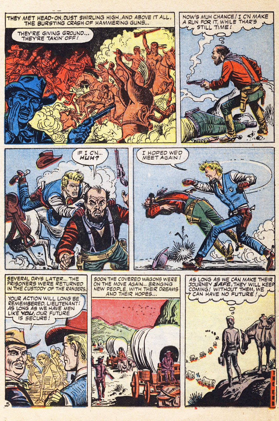 Gunsmoke Western issue 38 - Page 14