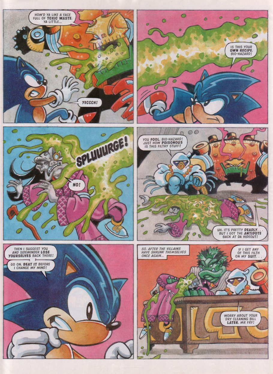 Read online Sonic the Comic comic -  Issue #88 - 8