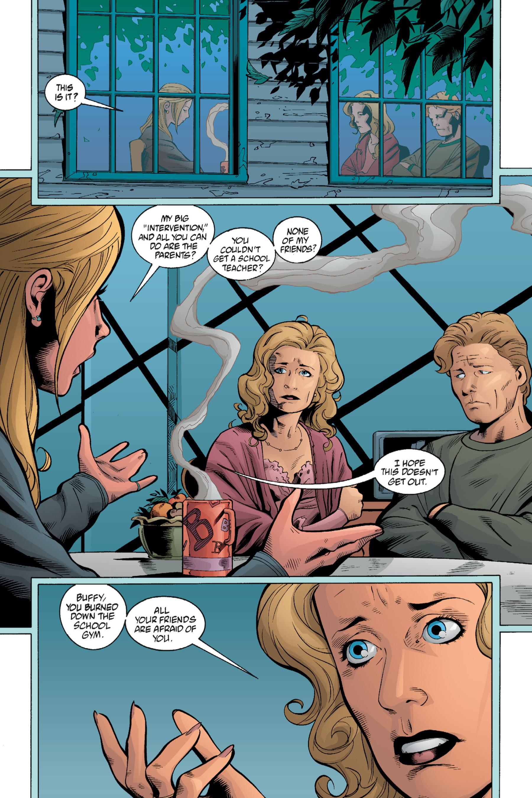 Read online Buffy the Vampire Slayer: Omnibus comic -  Issue # TPB 1 - 222