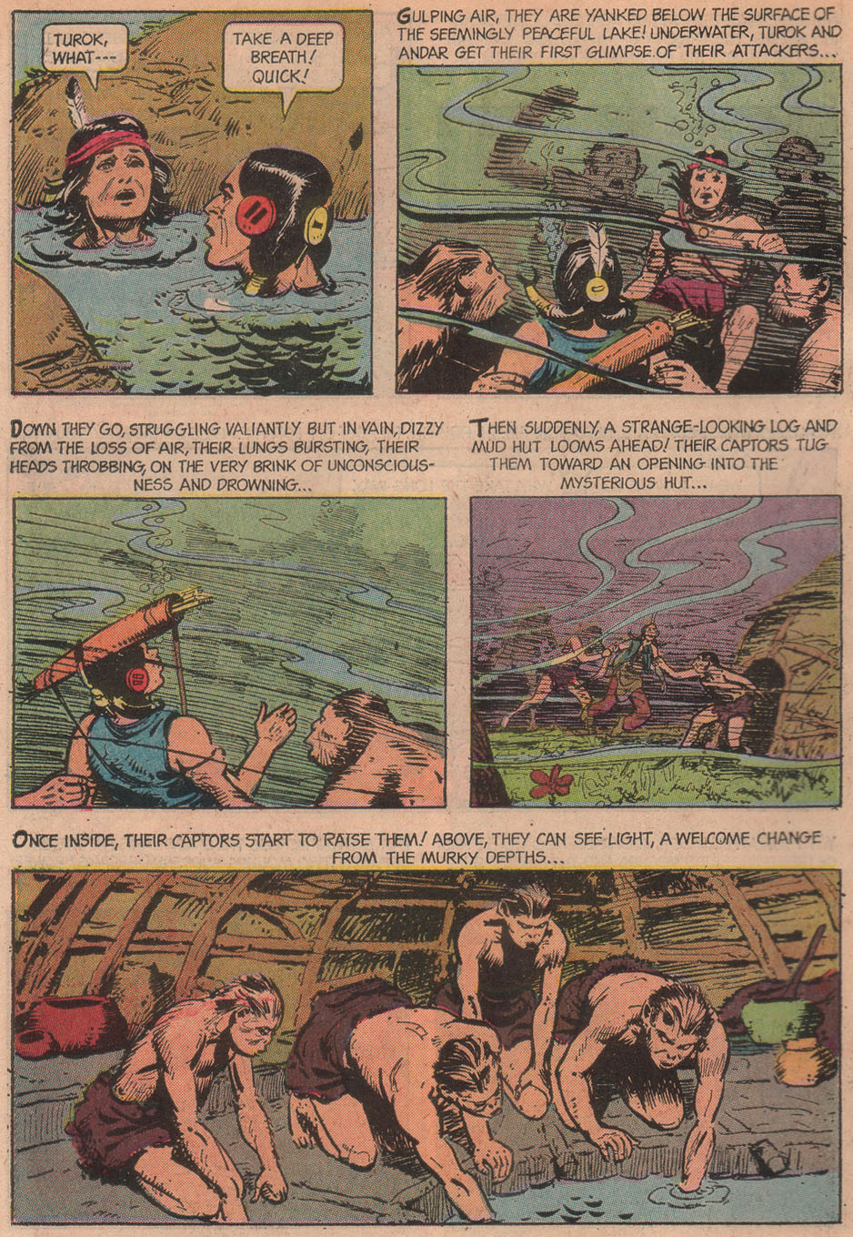 Read online Turok, Son of Stone comic -  Issue #51 - 6