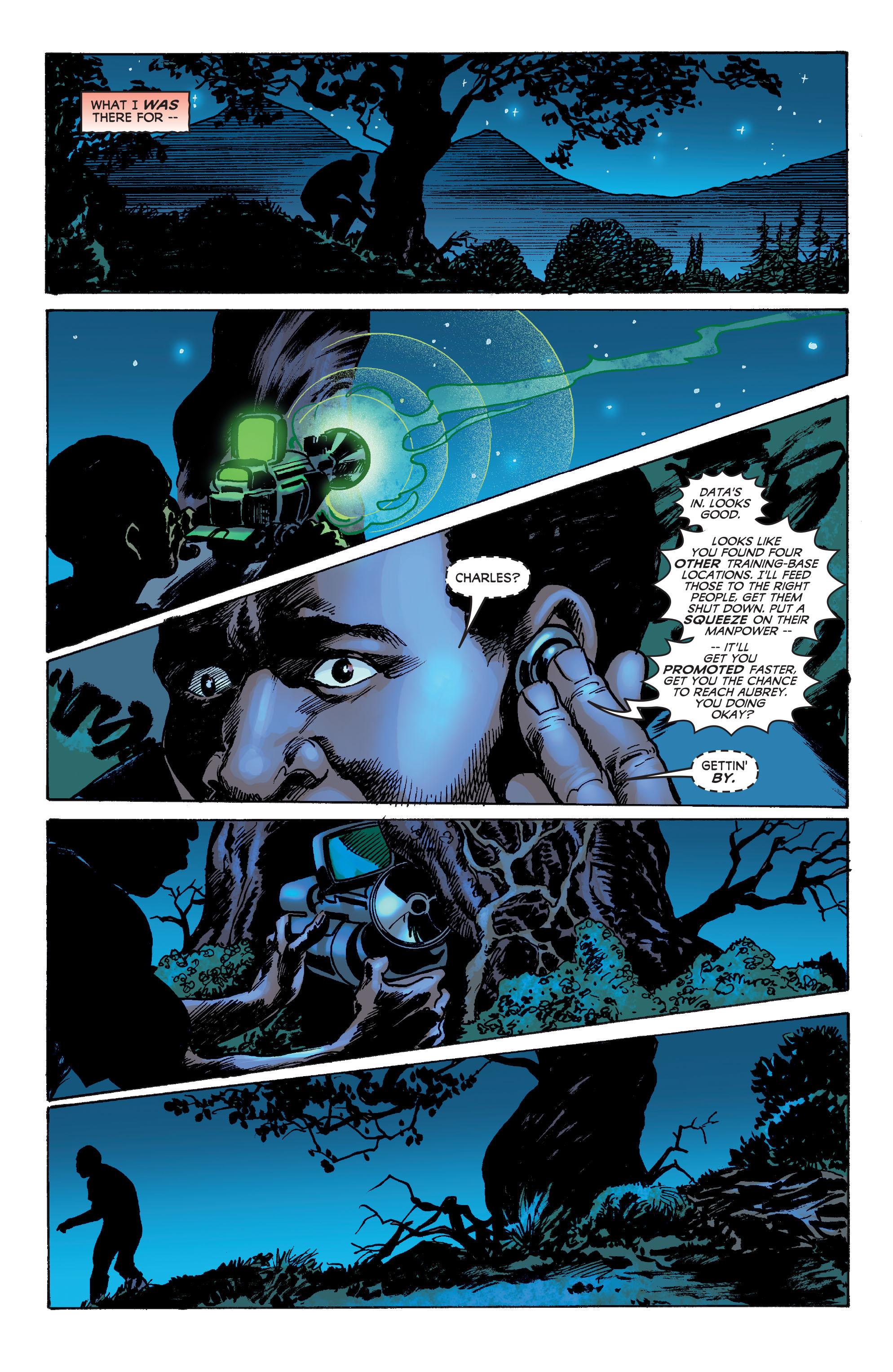 Read online Astro City: Dark Age/Book Three comic -  Issue #1 - 20