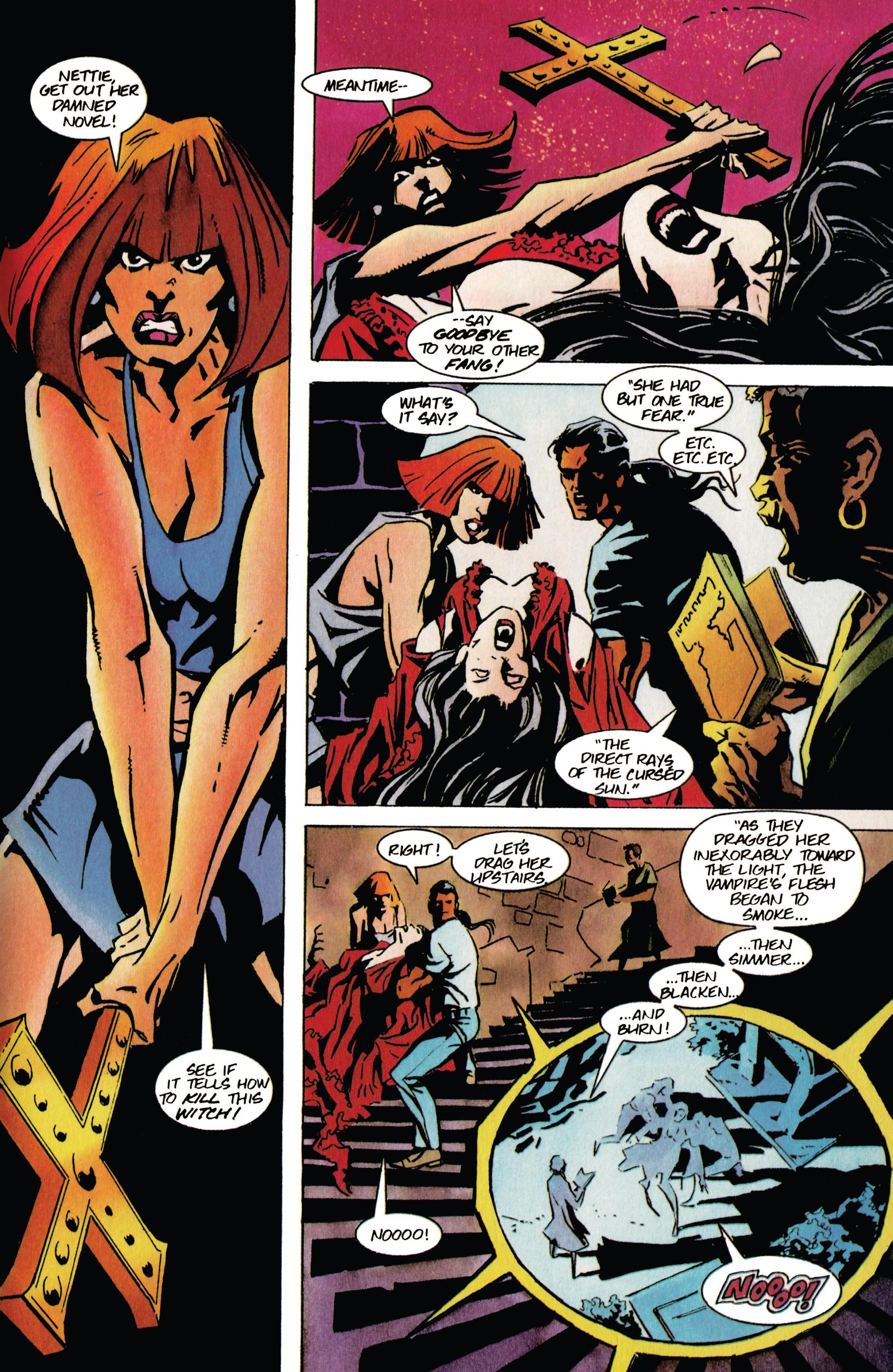 Read online Shadowman (1992) comic -  Issue #40 - 21