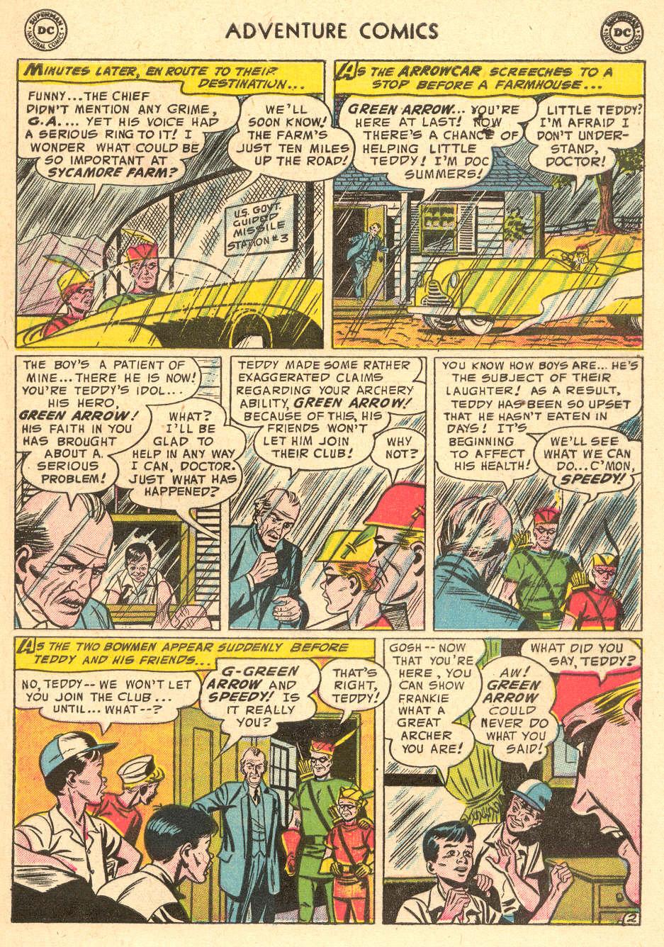 Read online Adventure Comics (1938) comic -  Issue #212 - 29