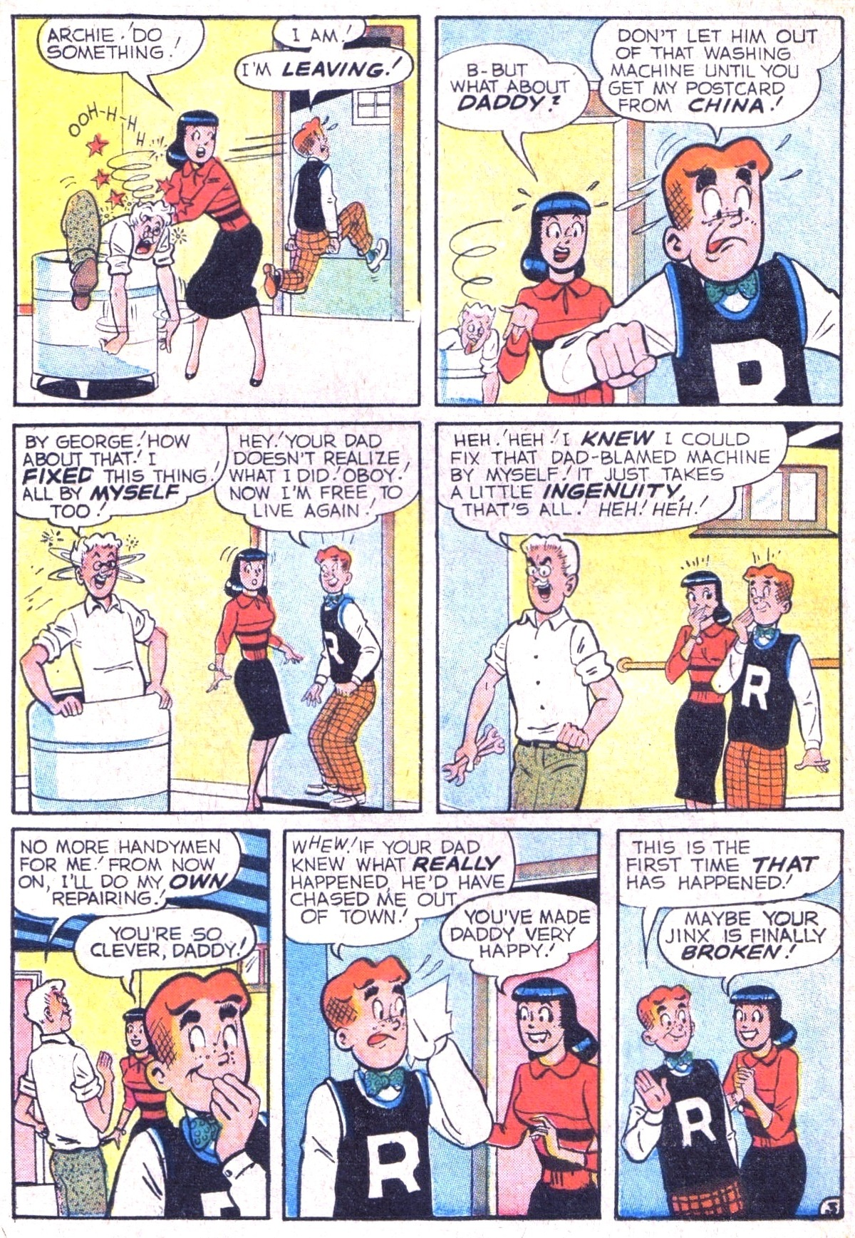 Read online Archie (1960) comic -  Issue #116 - 22