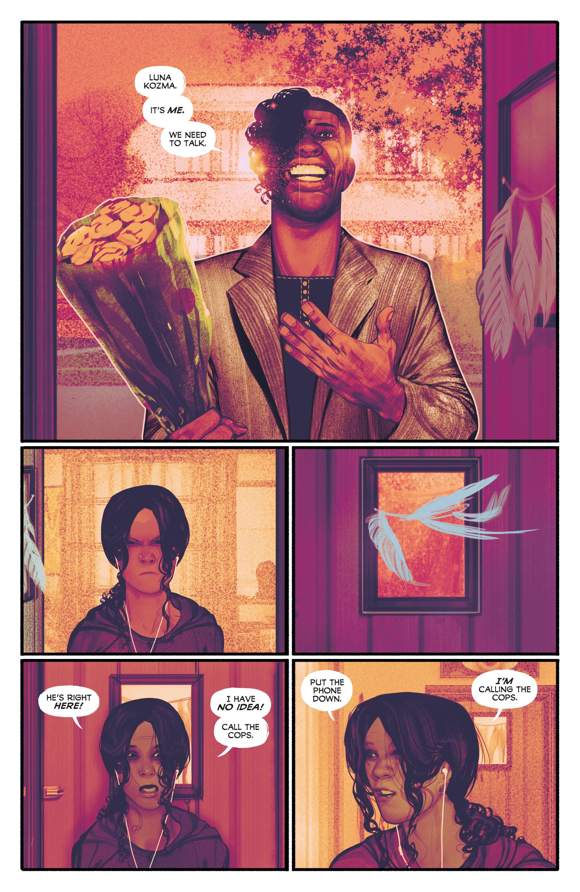 Read online Annihilator comic -  Issue #4 - 4