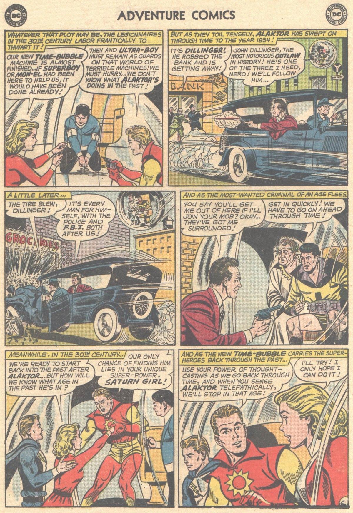 Read online Adventure Comics (1938) comic -  Issue #314 - 8