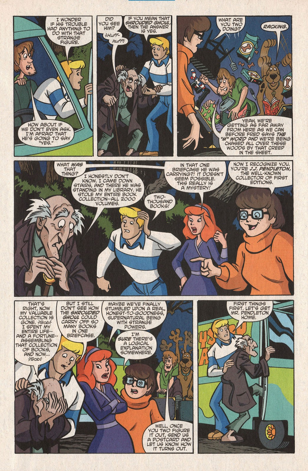 Read online Scooby-Doo (1997) comic -  Issue #101 - 5