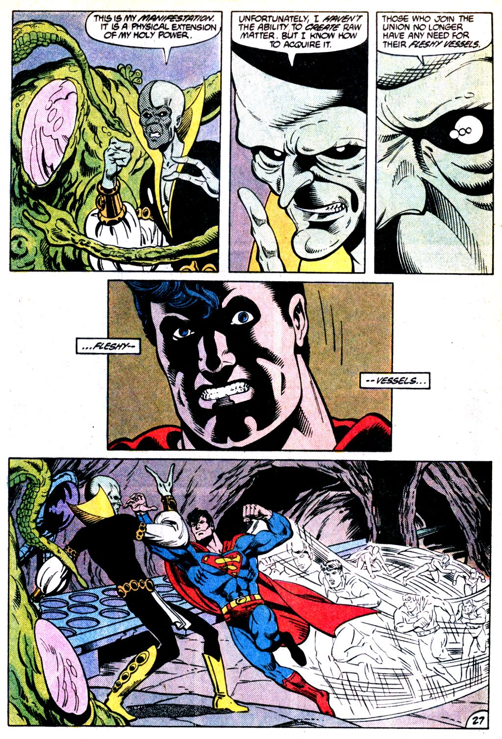 Read online Adventures of Superman (1987) comic -  Issue #Adventures of Superman (1987) _Annual 1 - 28
