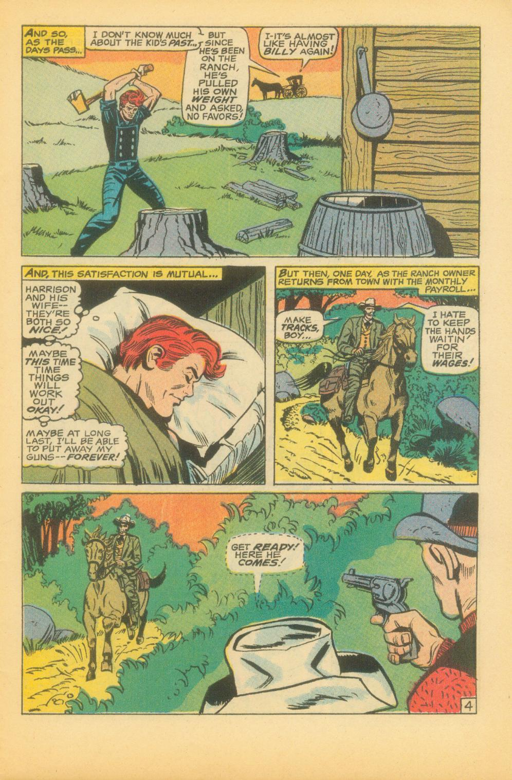 The Rawhide Kid (1955) issue 73 - Page 8