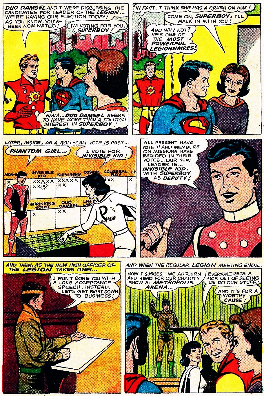 Read online Adventure Comics (1938) comic -  Issue #348 - 5
