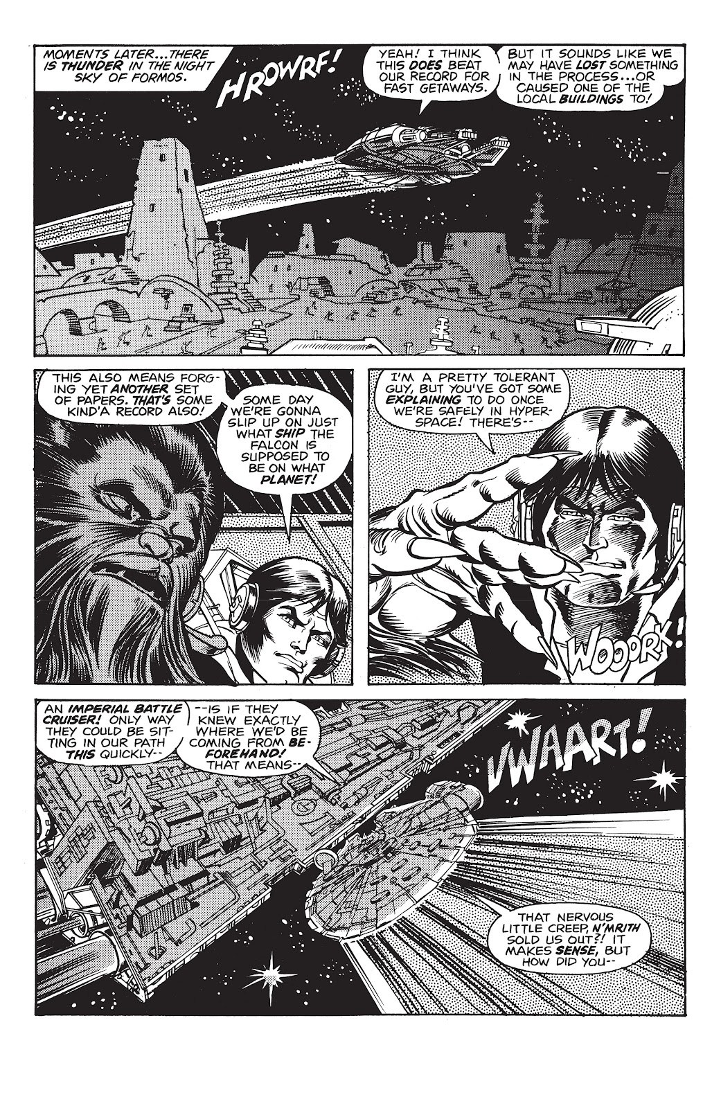 Read online Star Wars Legends: The Original Marvel Years - Epic Collection comic -  Issue # TPB 2 (Part 4) - 29