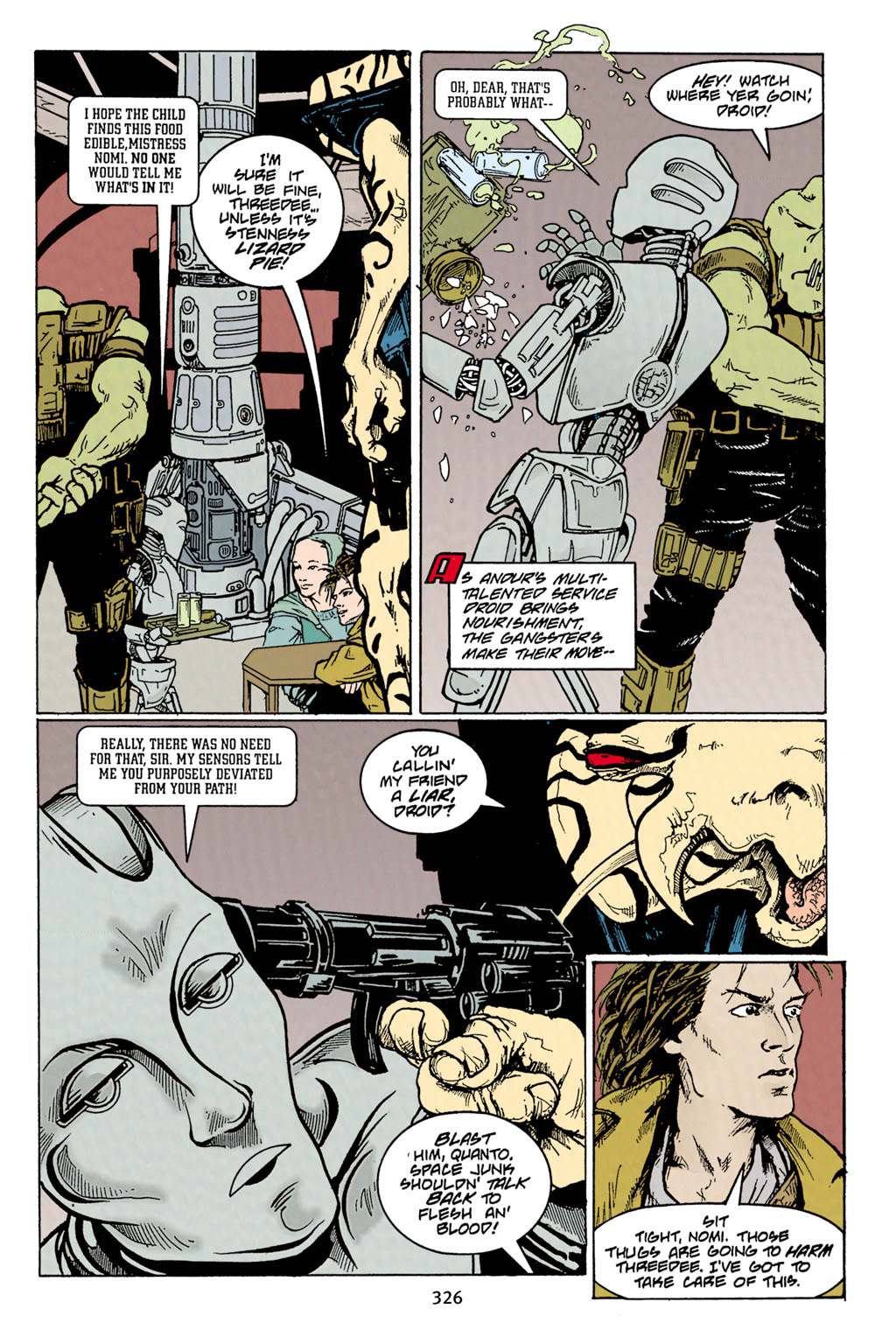 Read online Star Wars Omnibus comic -  Issue # Vol. 4 - 315
