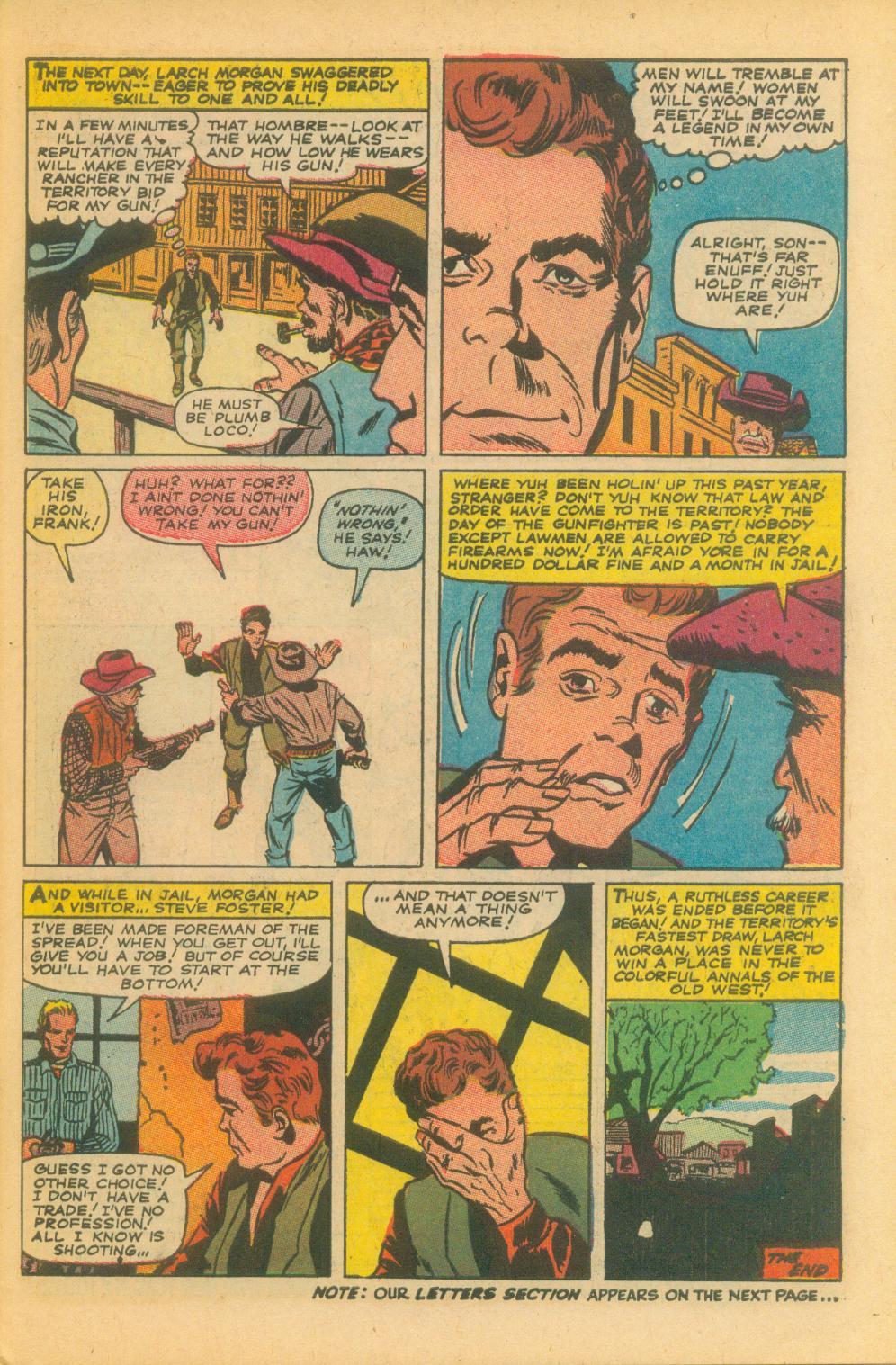 Read online Two-Gun Kid comic -  Issue #85 - 32