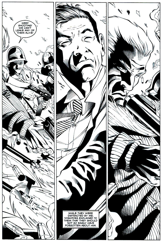 Read online Shi: Sempo comic -  Issue #2 - 12