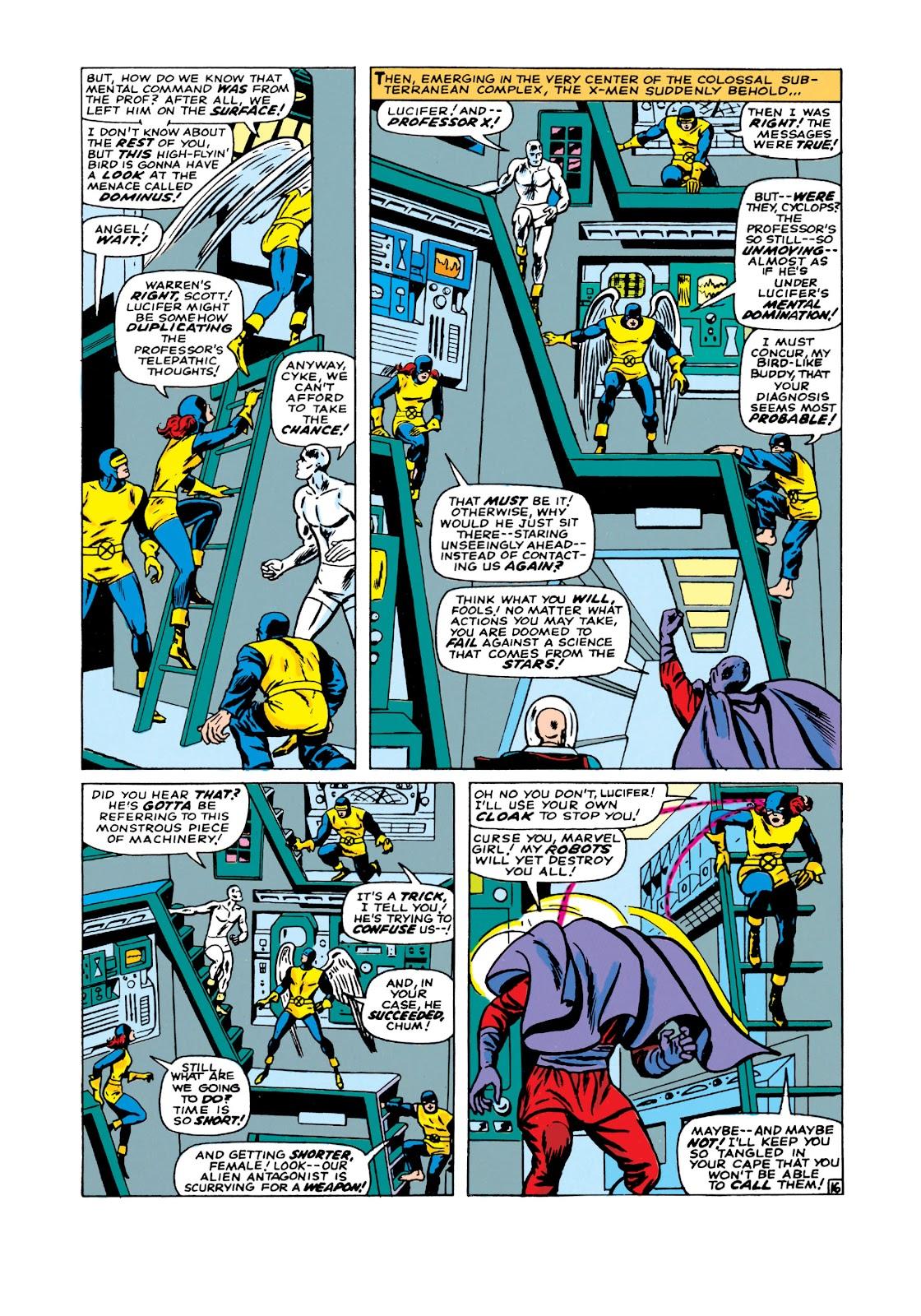 Uncanny X-Men (1963) issue 21 - Page 17