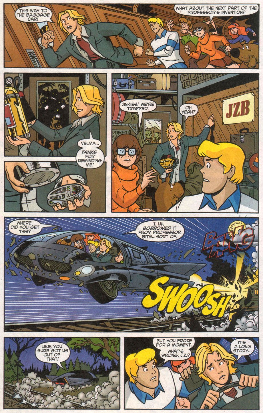 Read online Scooby-Doo (1997) comic -  Issue #106 - 9