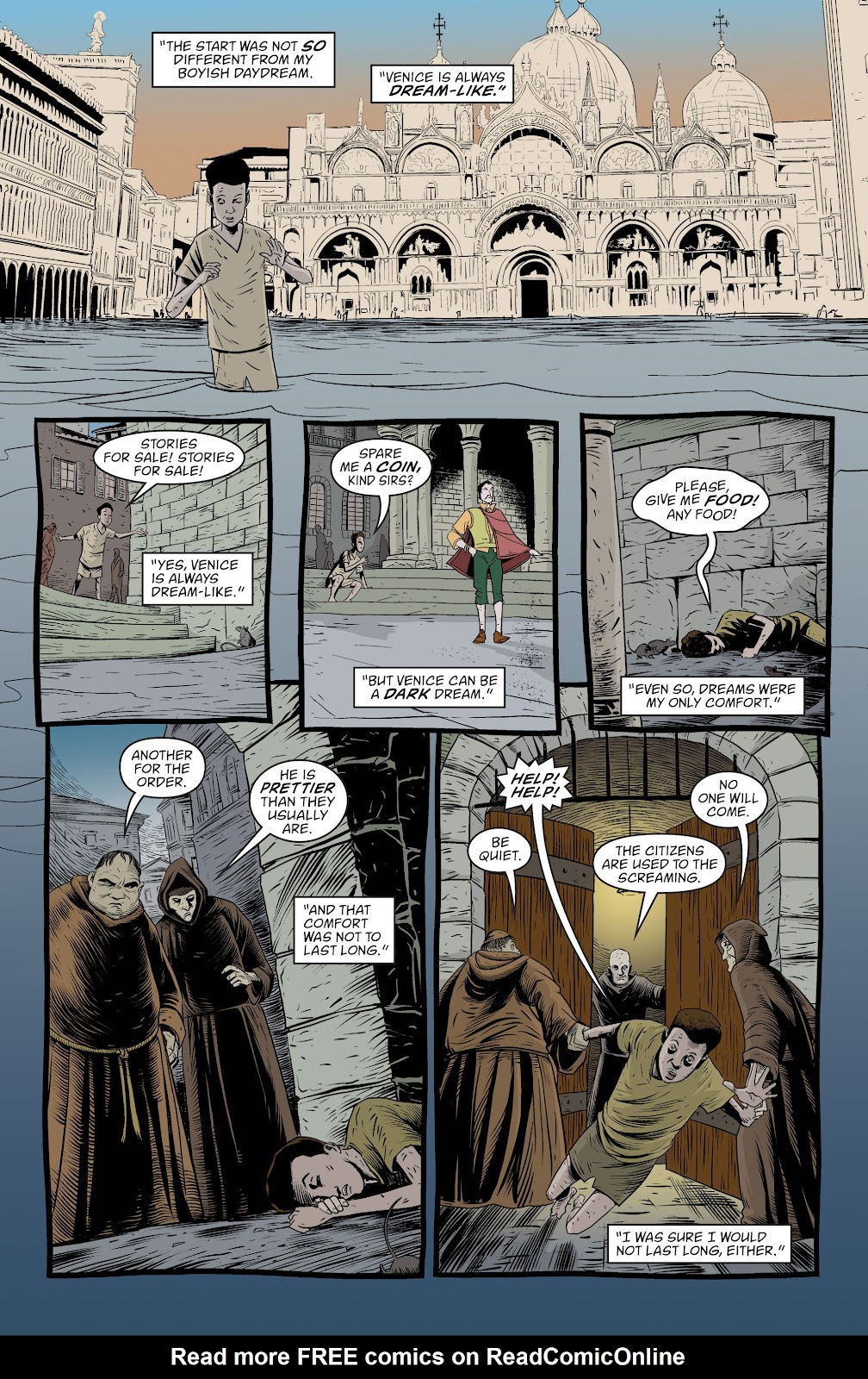 Read online The Children's Crusade comic -  Issue # _TPB (Part 1) - 86