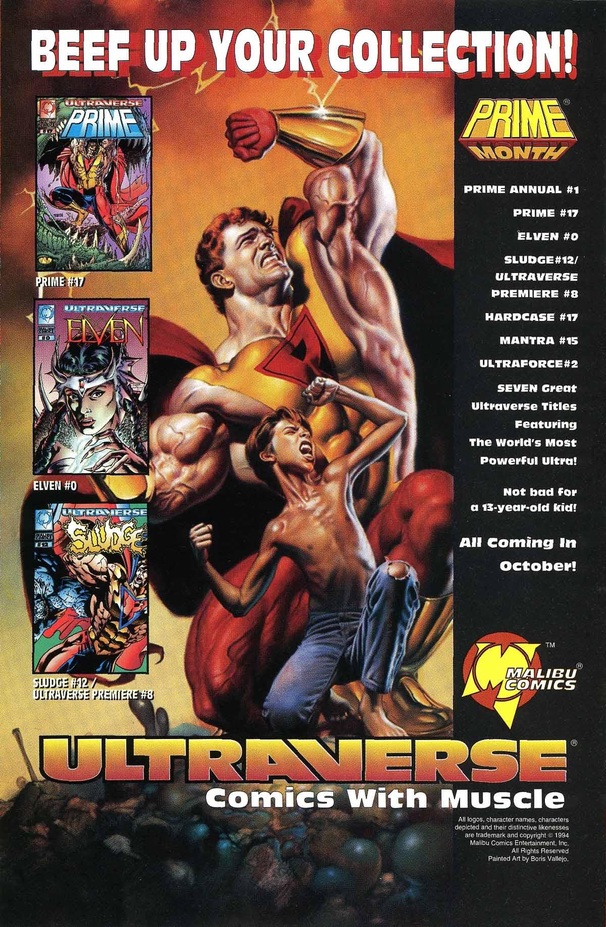 Read online Rune (1994) comic -  Issue #5 - 11