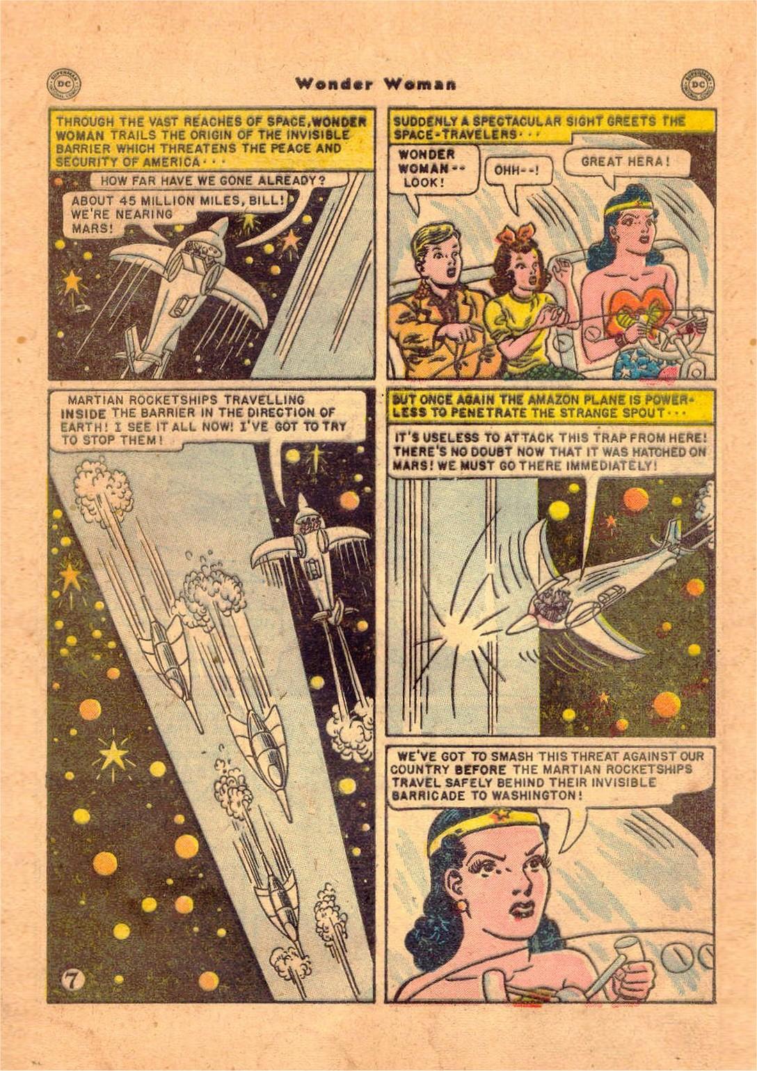 Read online Wonder Woman (1942) comic -  Issue #47 - 42