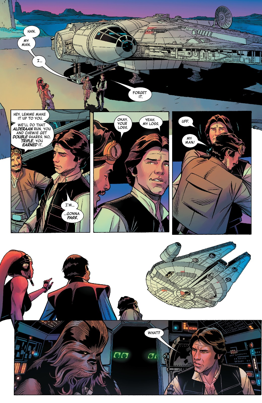 Read online Star Wars: Age of Rebellion - Heroes comic -  Issue # TPB - 44
