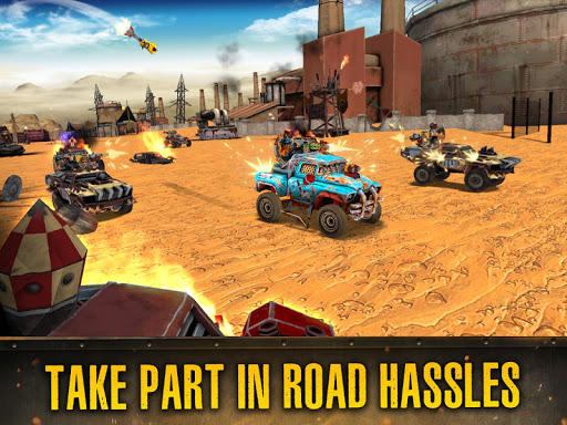 Tải Dead Paradise The Road Warrior Full