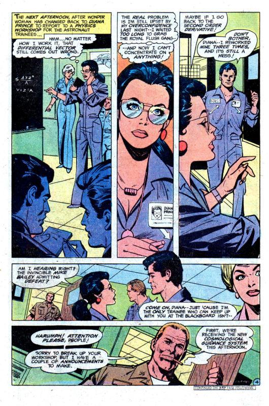 Read online Wonder Woman (1942) comic -  Issue #256 - 6