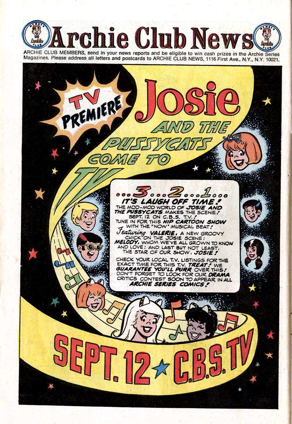 Read online Archie (1960) comic -  Issue #203 - 10