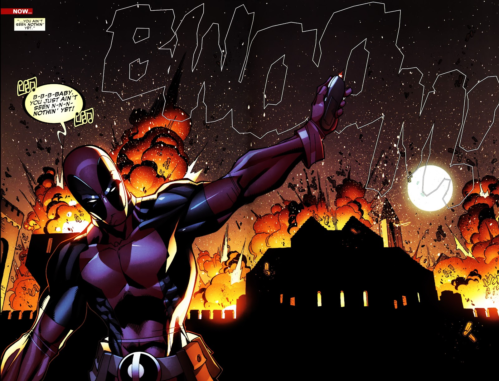 Read online Deadpool (2008) comic -  Issue #5 - 20