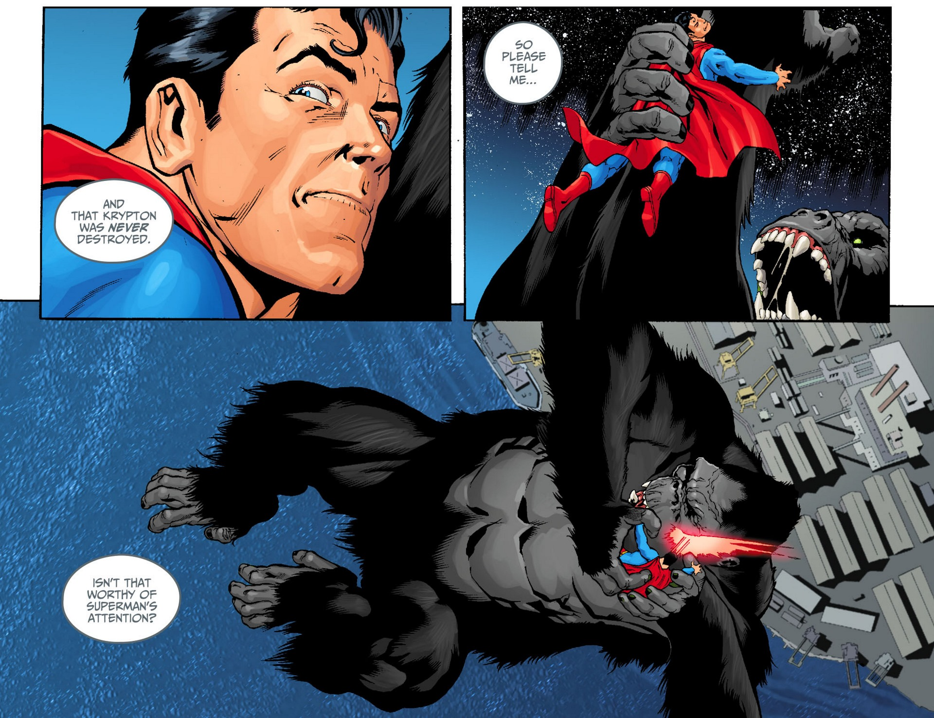 Read online Adventures of Superman [I] comic -  Issue #22 - 10