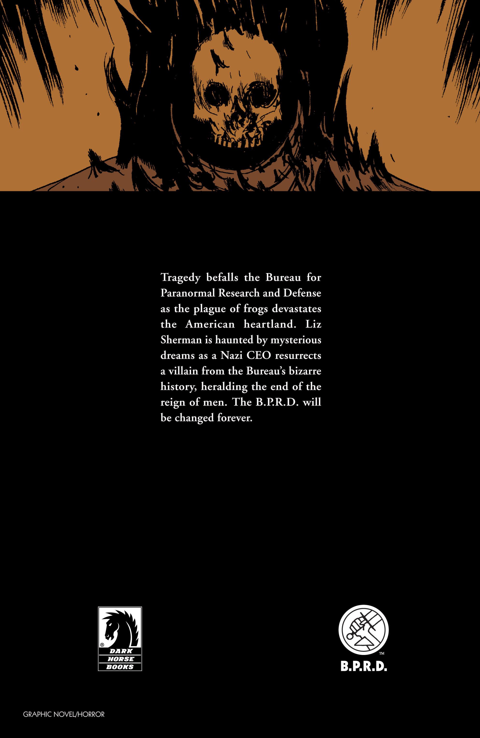 Read online B.P.R.D. (2003) comic -  Issue # TPB 5 - 165