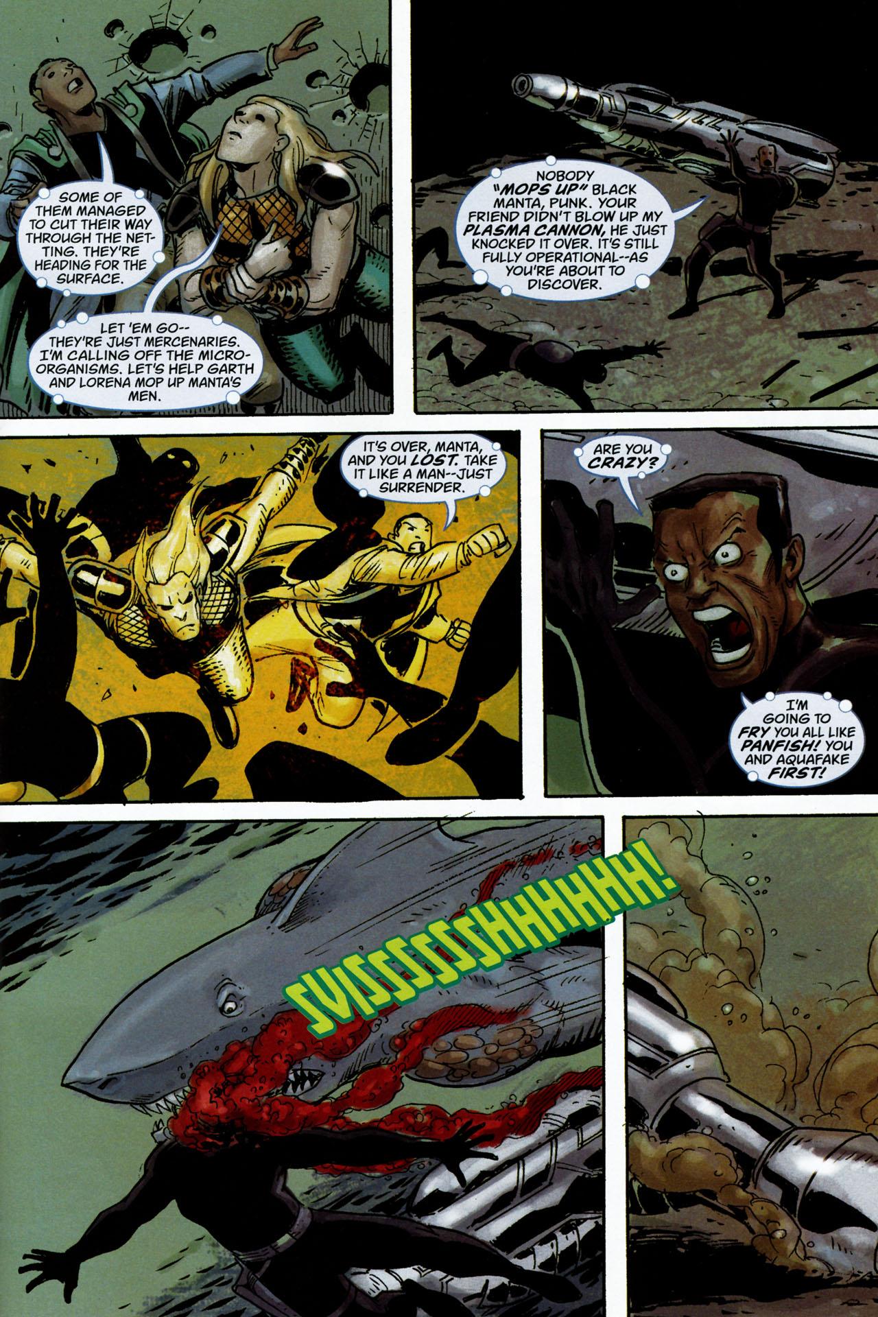 Read online Aquaman: Sword of Atlantis comic -  Issue #53 - 19