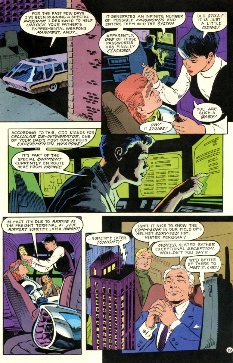 Read online Gunfire comic -  Issue #2 - 23