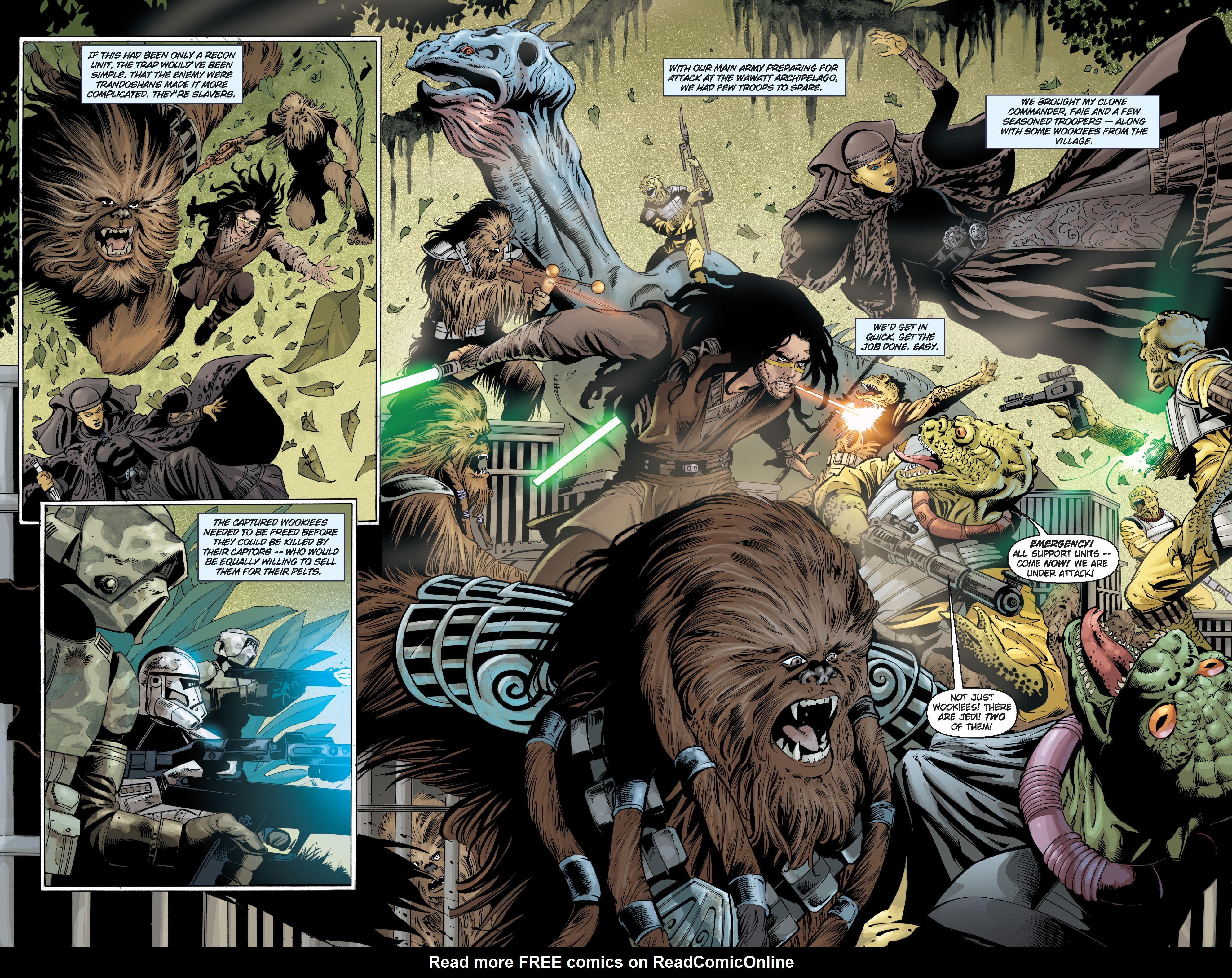 Read online Star Wars Omnibus comic -  Issue # Vol. 26 - 361