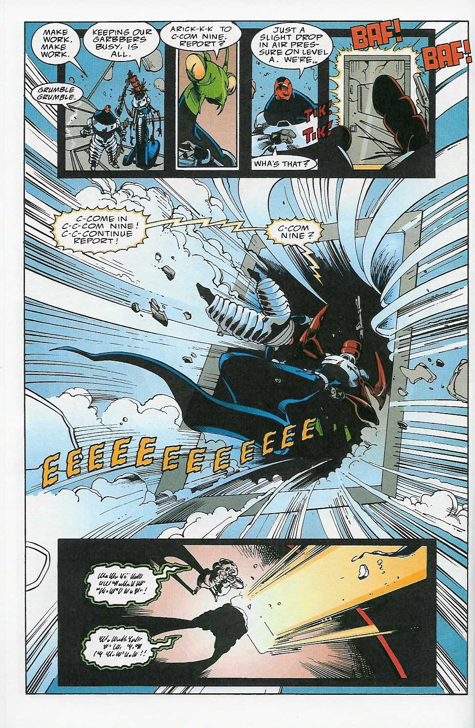 Alien Legion: On the Edge issue 2 - Page 19