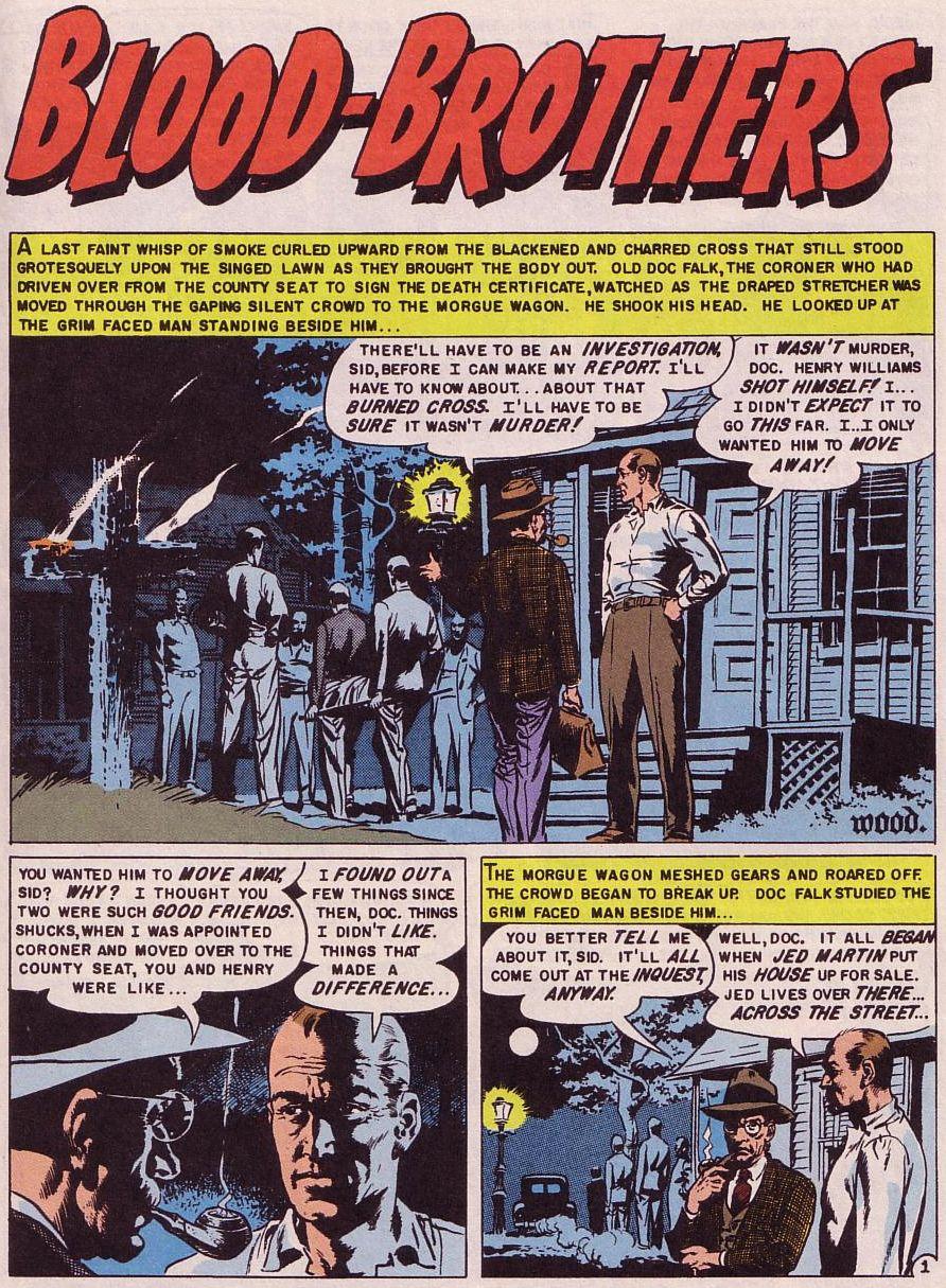 Read online Shock SuspenStories comic -  Issue #13 - 10