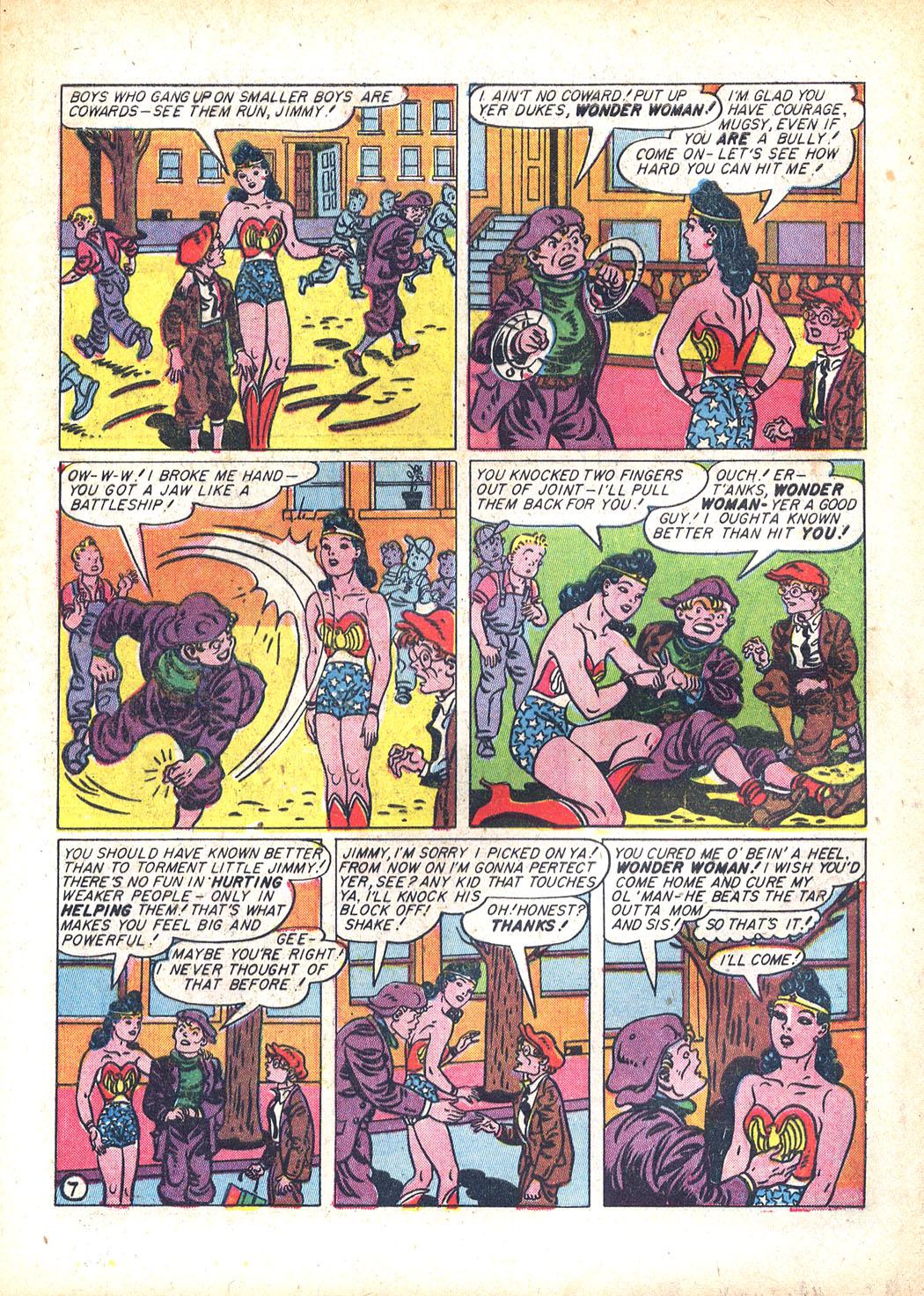 Read online Sensation (Mystery) Comics comic -  Issue #23 - 9