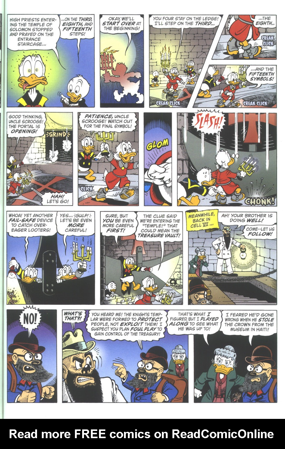 Read online Uncle Scrooge (1953) comic -  Issue #342 - 29