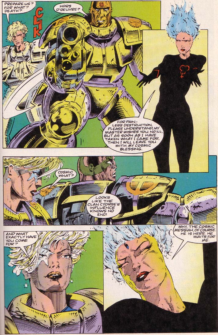 Read online Cyberspace 3000 comic -  Issue #2 - 16